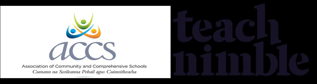 ACCS & TeachNimble logos